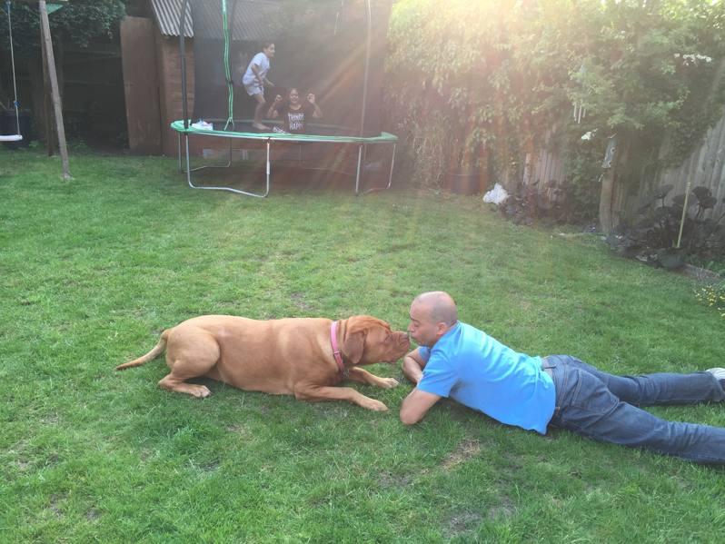 man-kissing-dog
