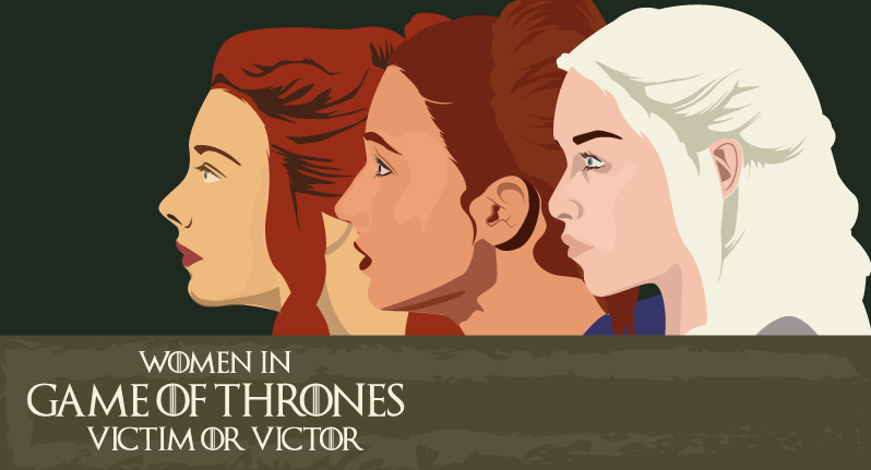 Women in Game of Thrones: Victim or Victor?